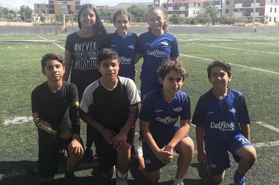 Viaja selección de BCS al Nacional de Tochito