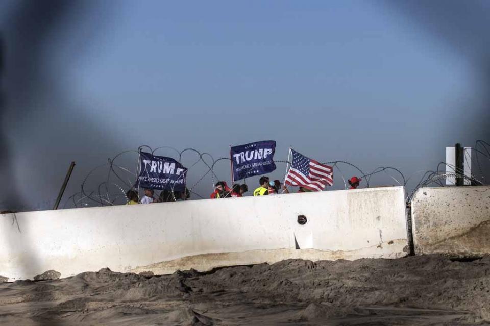 Confrontación apunta a cierre de gobierno de EUA por muro fronterizo
