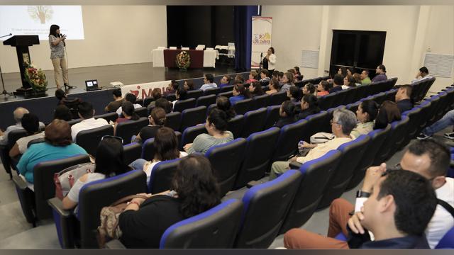 Realiza IMDIS conferencia Derechos Humanos de las personas con discapacidad