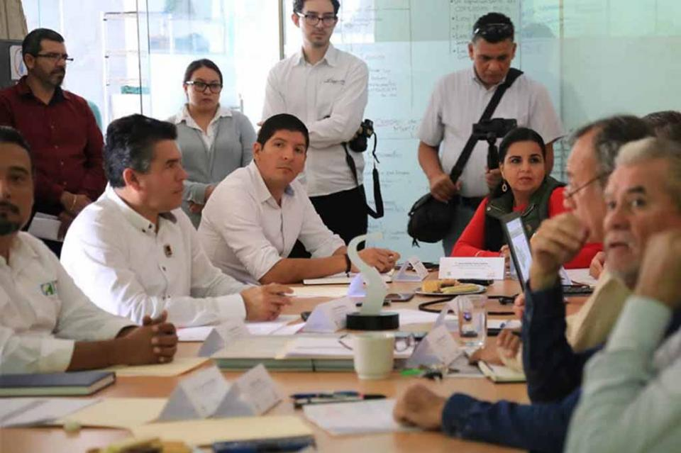 Instala Armida Castro junta de gobierno del IMPLAN