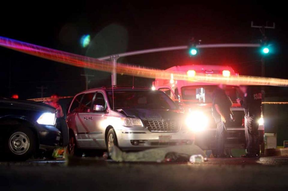 Fallece peatón al ser atropellado tratando de cruzar carretera Transpeninsular