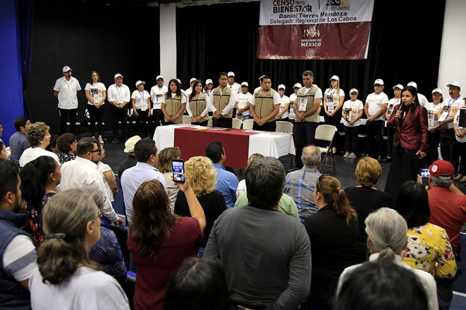 AMLO toma las mejores decisiones, hay que pensar en los demás: Armida Castro