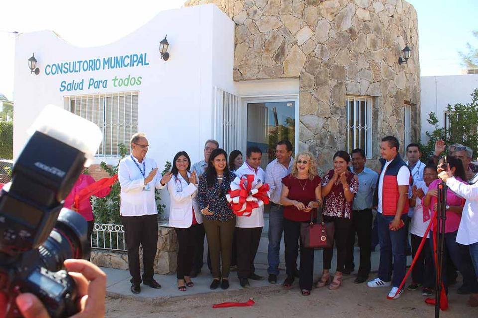 Atención a la salud hasta la comunidad más alejada del municipio: Adán Monroy