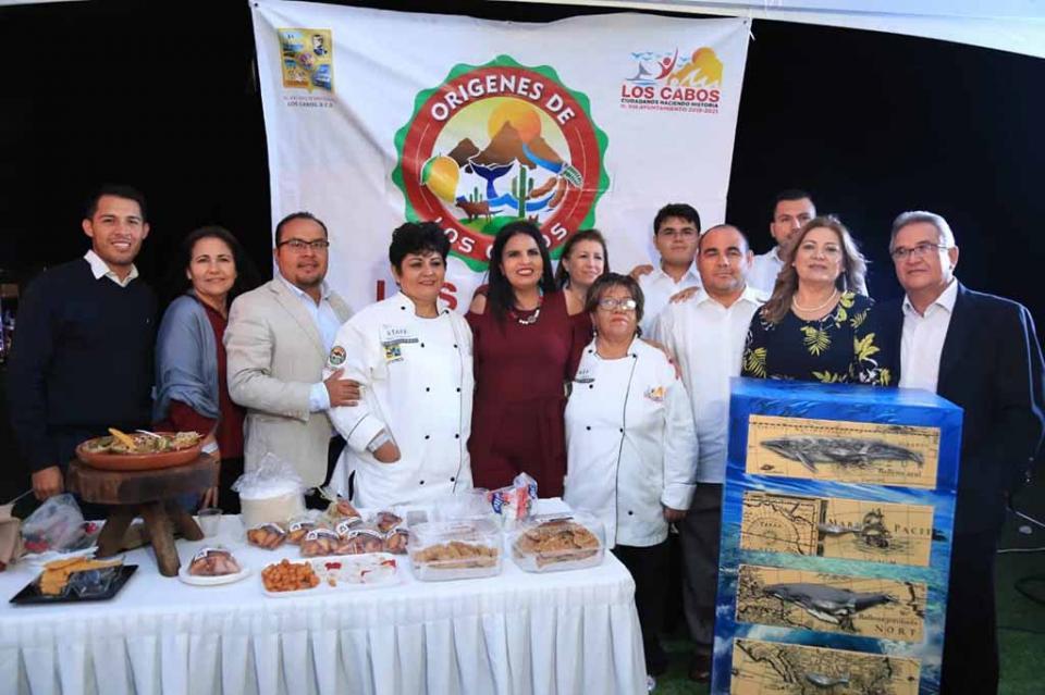 """Celebra alcaldesa Armida Castro participación de productores locales en """"Sabor a Cabo"""""""