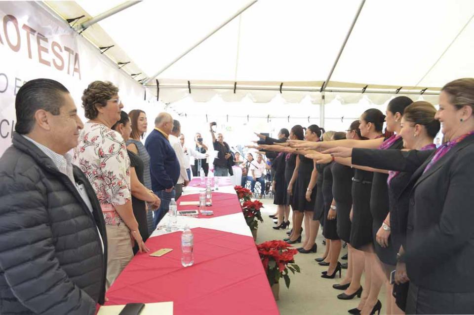 Ana María Wilson Izquierdo, nueva Presidenta de Avanzamos Promoción Social CROC-BCS