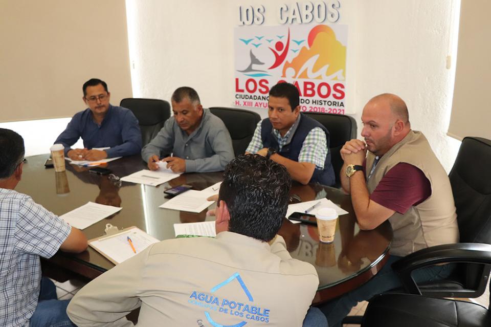 Implementarán programa de bacheo en Cabo San Lucas