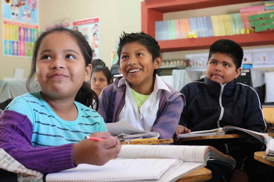 Se incrementó matrícula de escuelas migrantes durante 2018: SEP