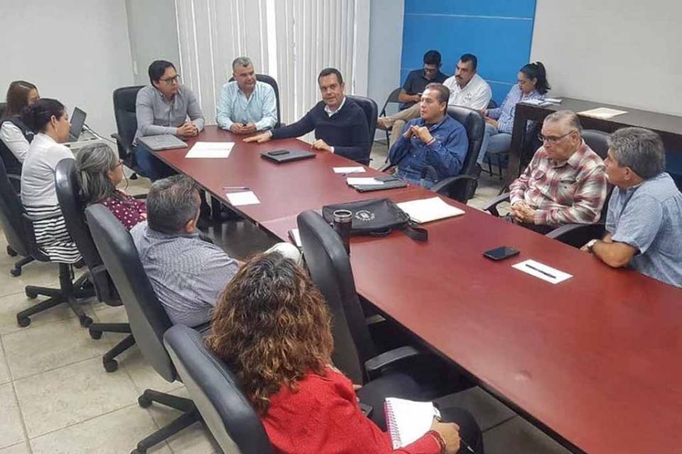 Darán continuidad a trabajos de remodelación del malecón de La Paz