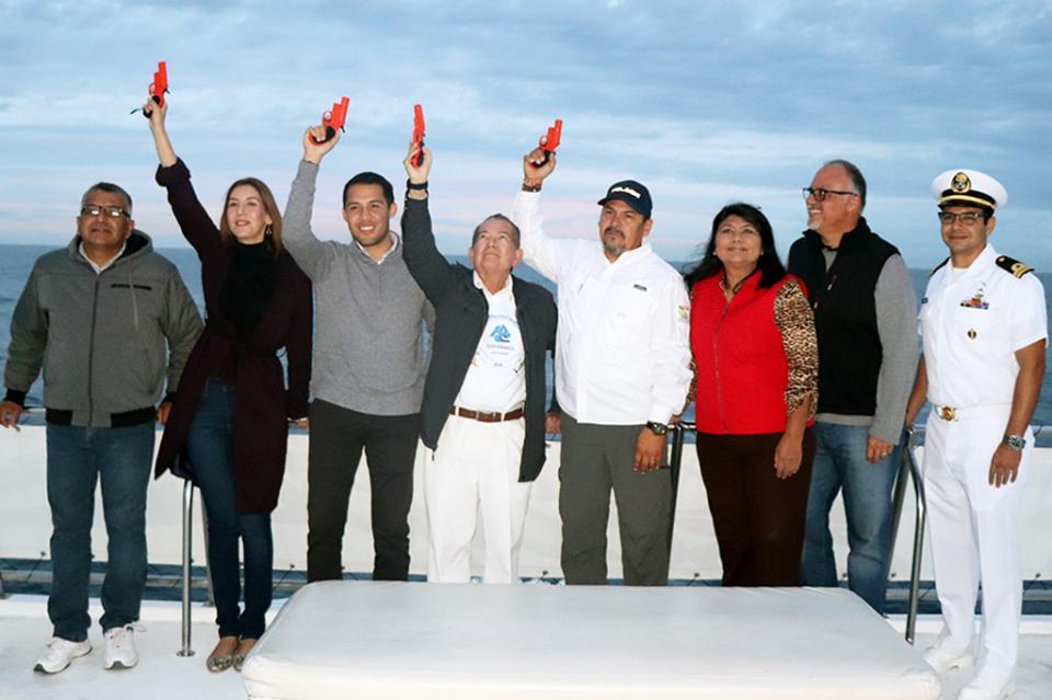 Se realiza el primer Torneo de Pesca Deportiva COPARMEX Los Cabos 2018