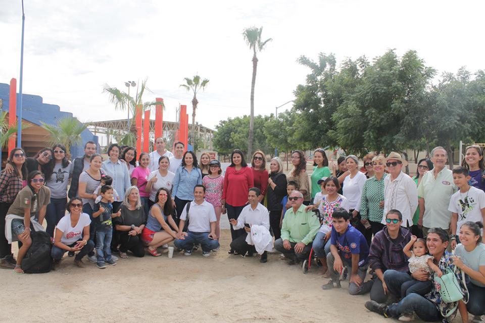 Trabajar con la sociedad organizada en acciones que beneficien a nuestro municipio: Armida Castro