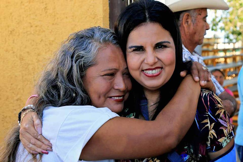 Trabajo entre ciudadanía y gobierno, retos para 2019: Armida Castro Guzmán