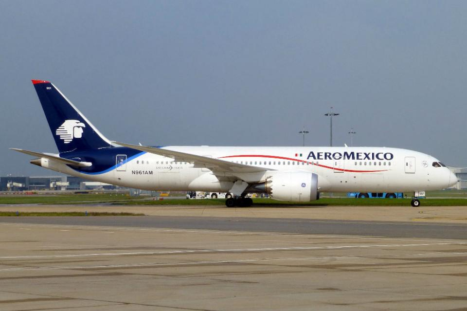 Aeroméxico modificaría manejo de equipaje portemporada alta