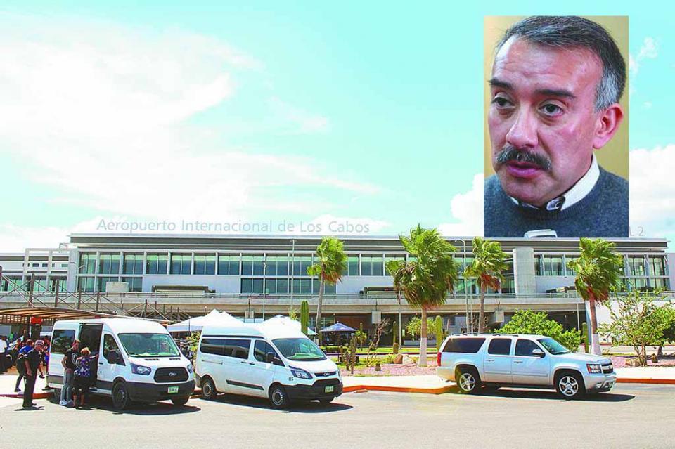 Afectados más de 21 vuelos en Los Cabos por las bajas temperaturas