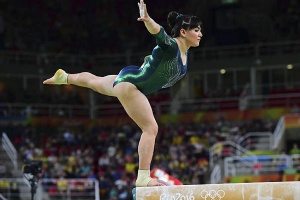 Gimnasta Alexa Moreno buscará más triunfos en 2019