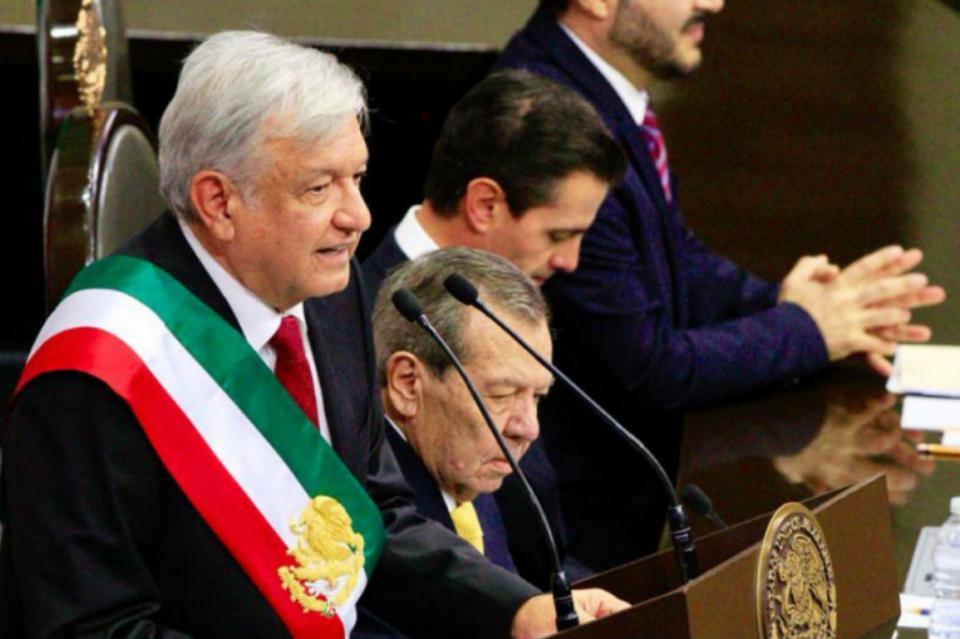 Por el bien de todos, primero los pobres, principio de Gobierno López Obrador