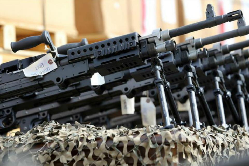 Muertes por arma de fuego en EUA alcanzan punto más alto en 40 años
