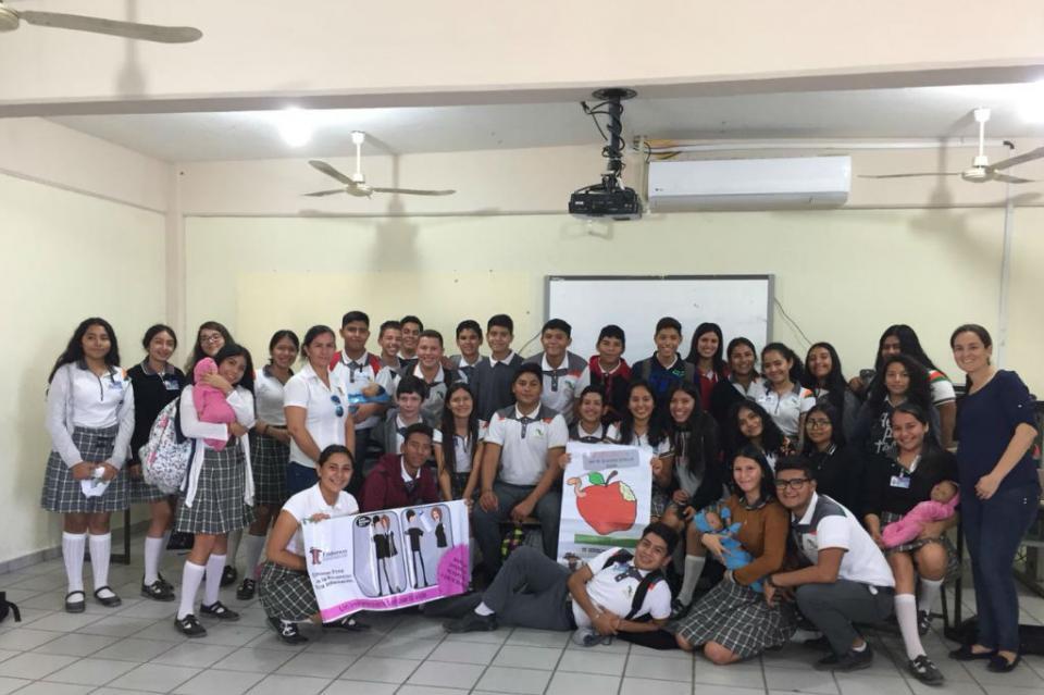 Atiende DIF Los Cabos a los jóvenes con pláticas sobre sexualidad responsable