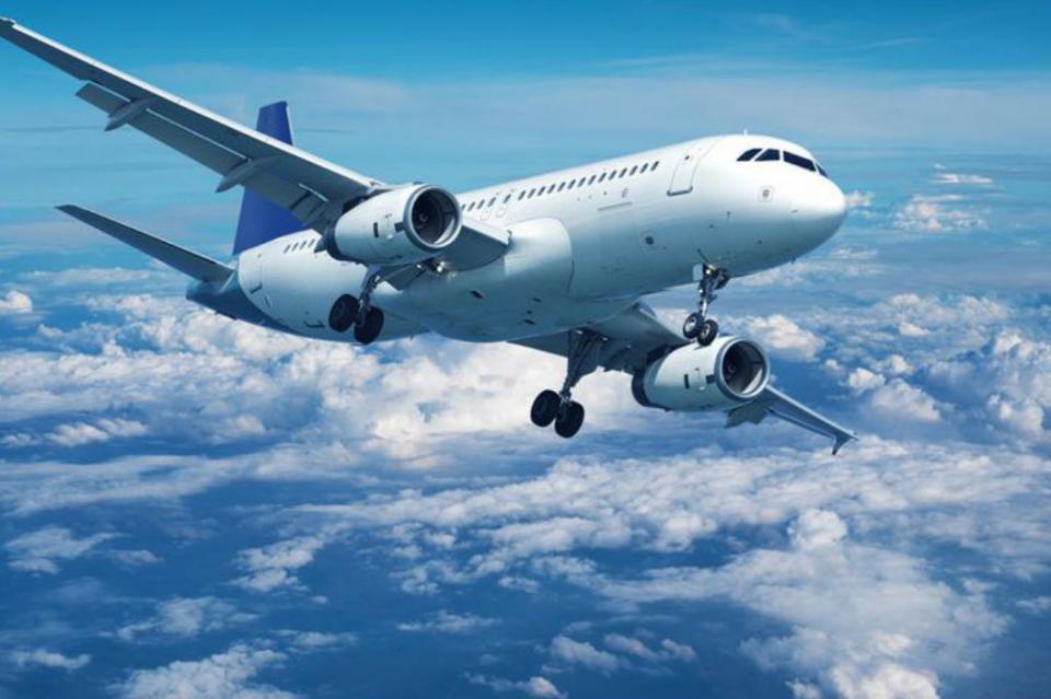 En todo el mundo se realizan 120 mil viajes en avión al día
