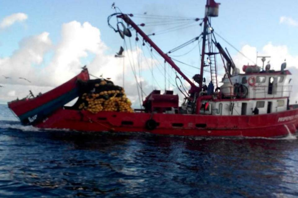 Detiene Profepa barco camaronero que pescaba en Biósfera Isla del Pacífico