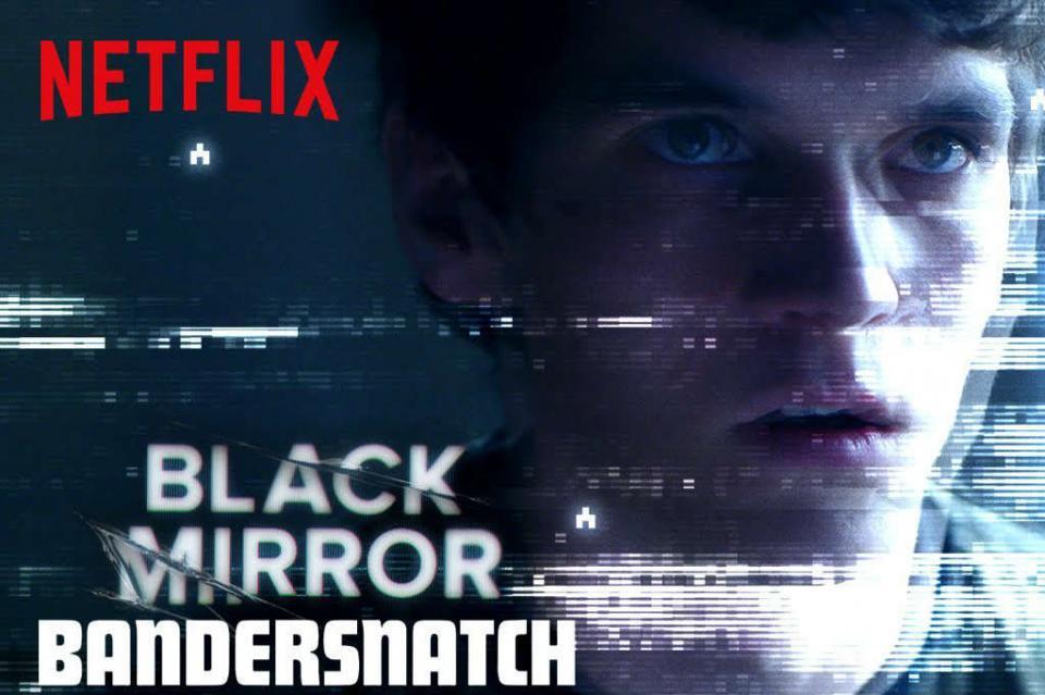 """Netflix sorprende con tráiler de la cinta """"Black Mirror Bandersnatch"""""""