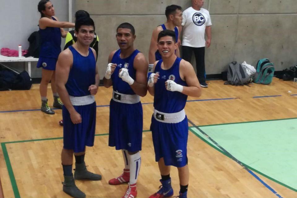 Acudirán boxeadores a concentración en Enero