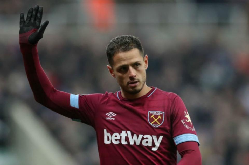 """West Ham y """"Chicharito"""" Hernández visitarán al Burnley en Premier League"""