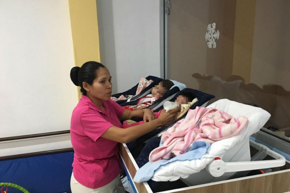 Madres trabajadores de la CROC, cuentan con servicio de guardería en hoteles de Los Cabos
