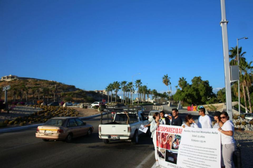 Organizan marcha por Rosa Itzel, joven desaparecida en SJC
