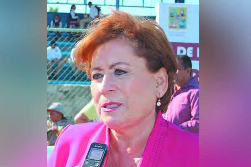 Trabajamos en estrategias que brinden mayor seguridad a las mujeres del municipio: Rosa Delia Cota