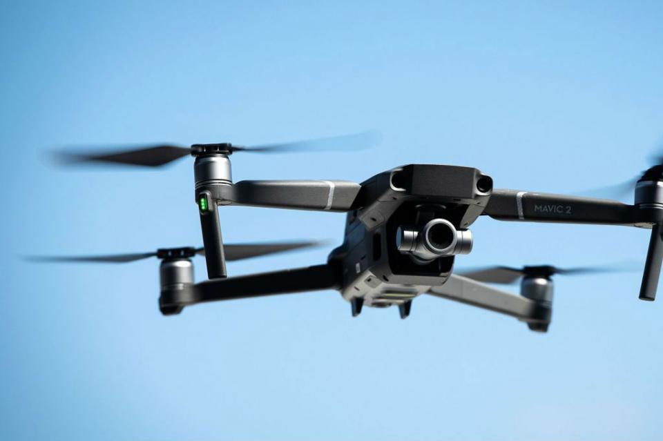 Un consorcio ruso prueba drones para desinfectar espacios públicos ante COVID-19