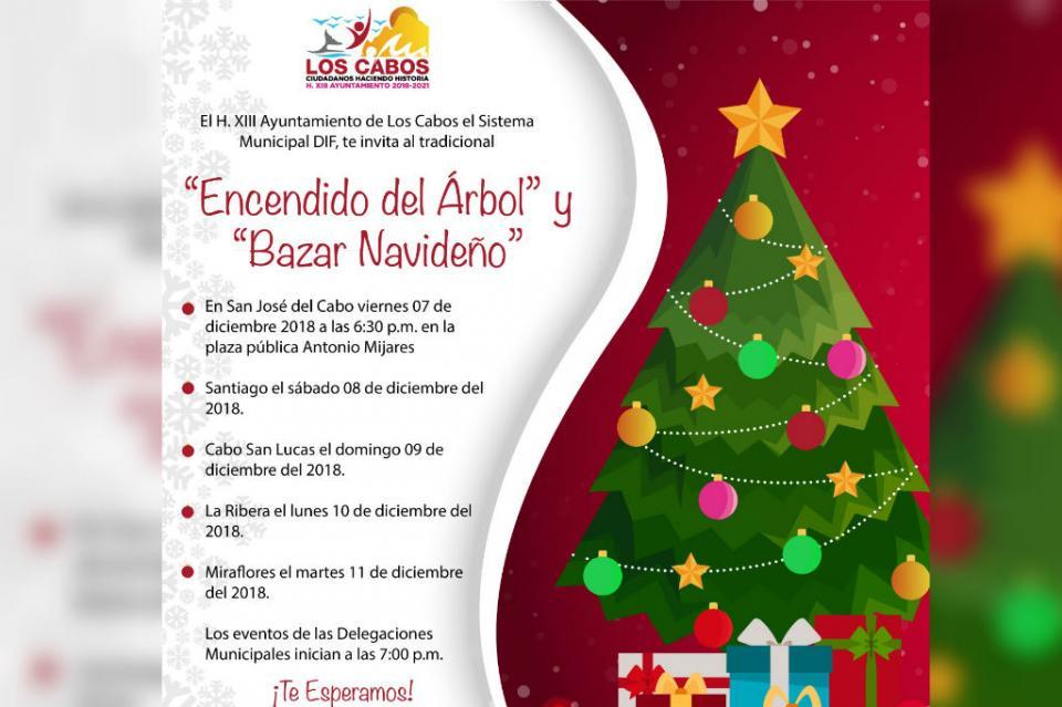 Este fin de semana inician actividades navideñas en todo el municipio