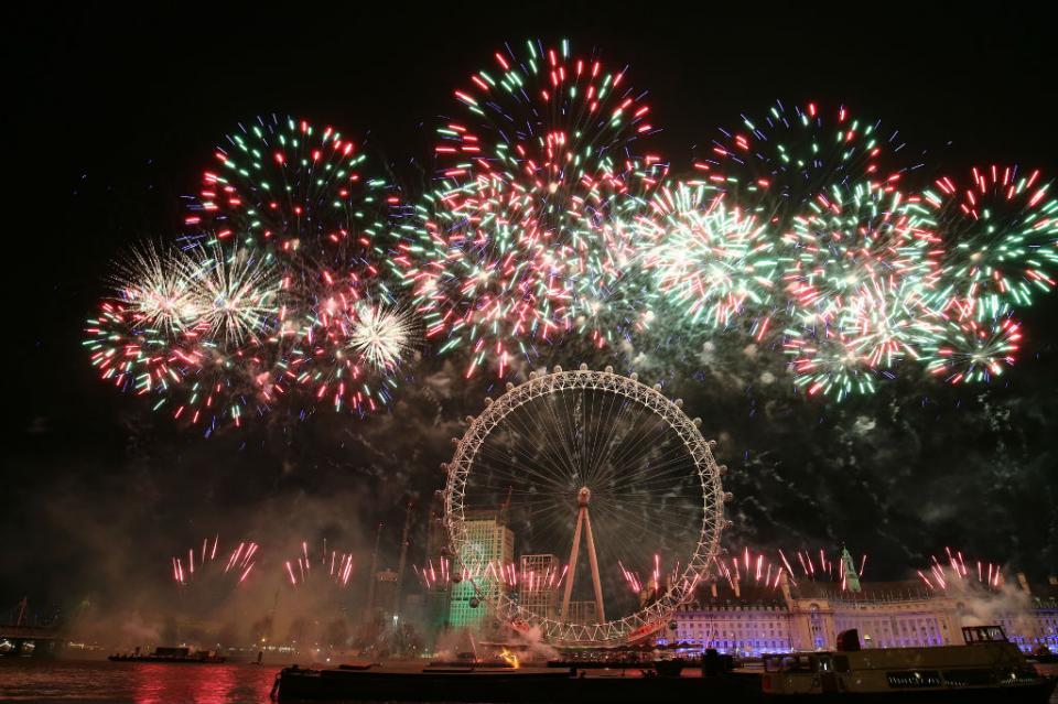 Así recibirán el Año Nuevo en el mundo, con tradiciones fuera de lo común
