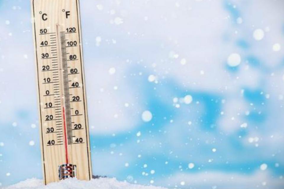 Este fin de semana persisten frío, nieve y lluvia en gran parte del país