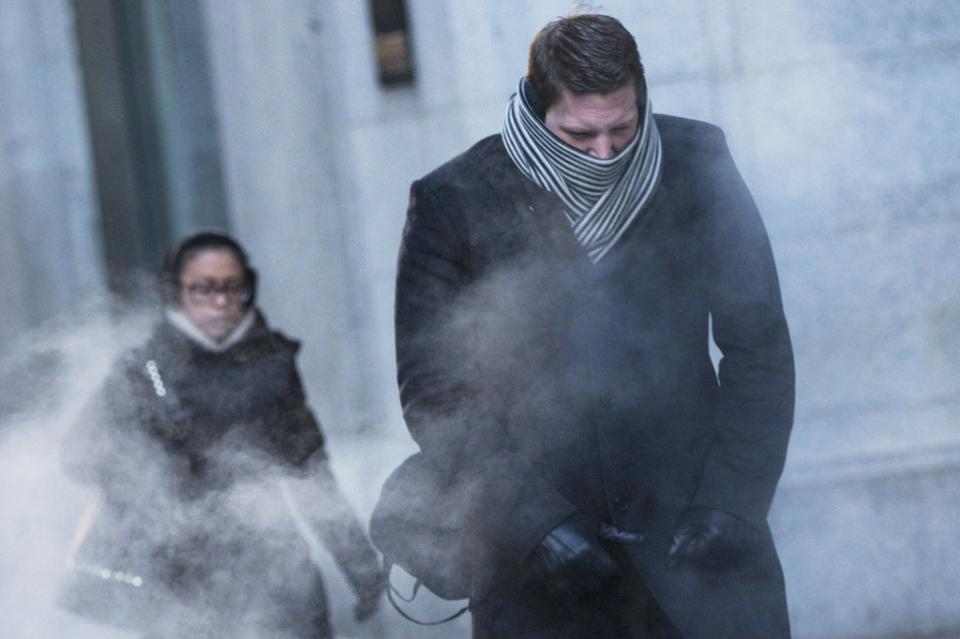 Ambiente frío con heladas prevalecerán en la mayor parte del país