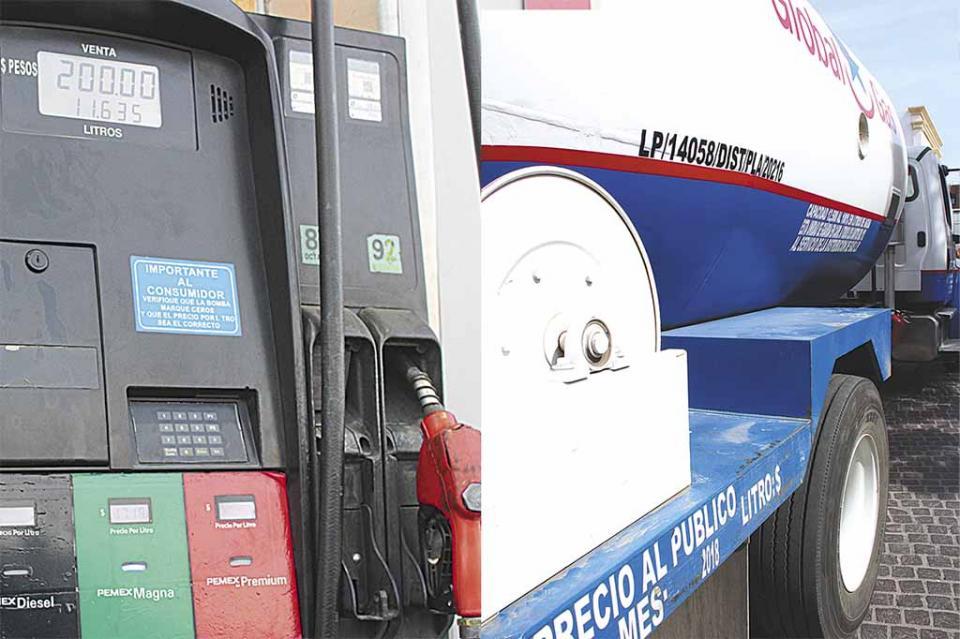 Imparables incrementos al gas y gasolina en Los Cabos, se prevé difícil año para trabajadores: Esteban Vargas