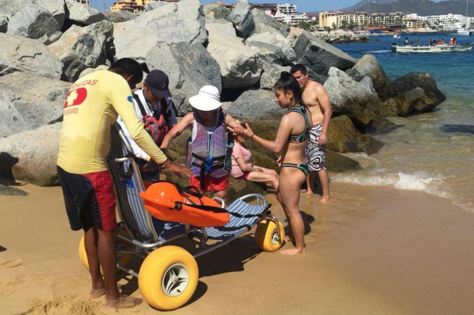 Tendrán playas de Los Cabos más guardavidas para seguridad de bañistas: Zofemat