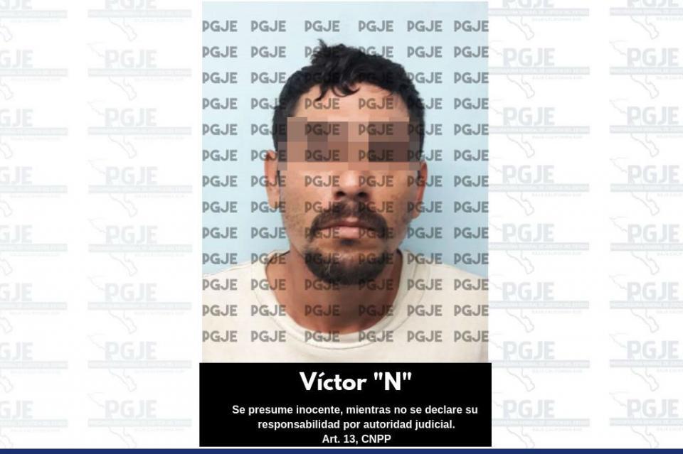 """A la cárcel Víctor """"N"""" por homicidio de taxista en La Paz"""