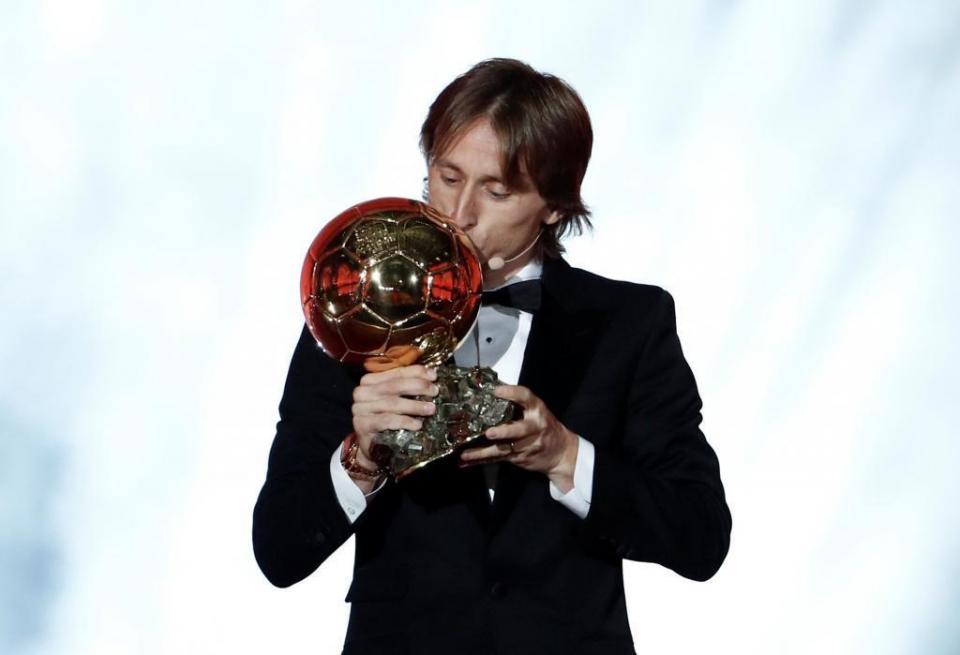Luka Modric gana Balón de Oro al Mejor Jugador del Mundo