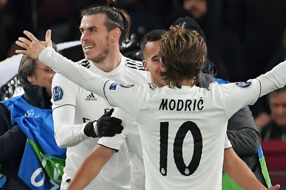 Real Madrid aplasta al Melilla y pasa a octavos de final de Copa del Rey