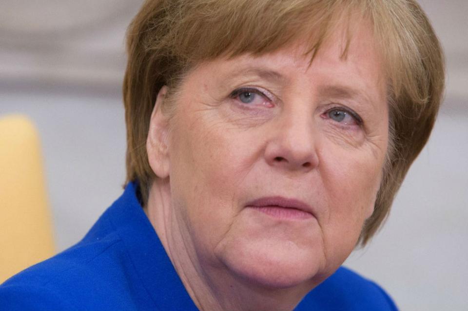 Angela Merkel, la mujer más poderosa del mundo Forbes