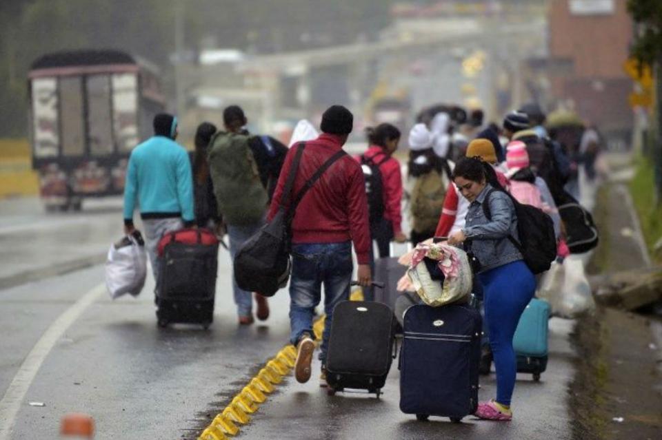 Lanzan plan de emergencia para refugiados y migrantes venezolanos