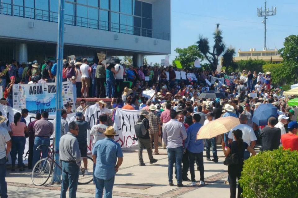 Sorpresa de fin de sexenio en BCS: asignación minera de 2 mil has en Todos Santos