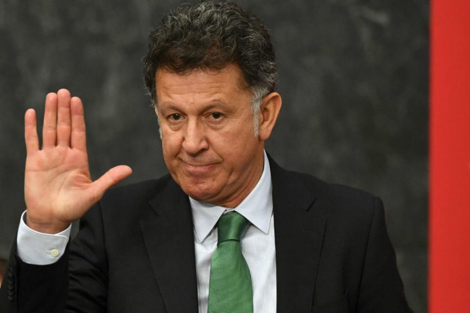México se medirá a Paraguay de Juan Carlos Osorio en duelo amistoso