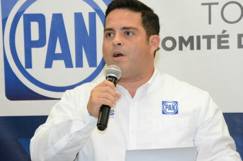 En el PAN queremos que le vaya bien a México: Rochín