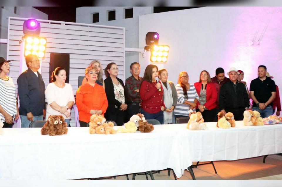 Realiza equipo de Morena su segunda posada navideña en CSL