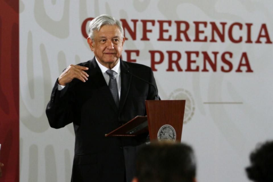 Este mes iniciará perforación de pozos petroleros en Campeche López Obrador