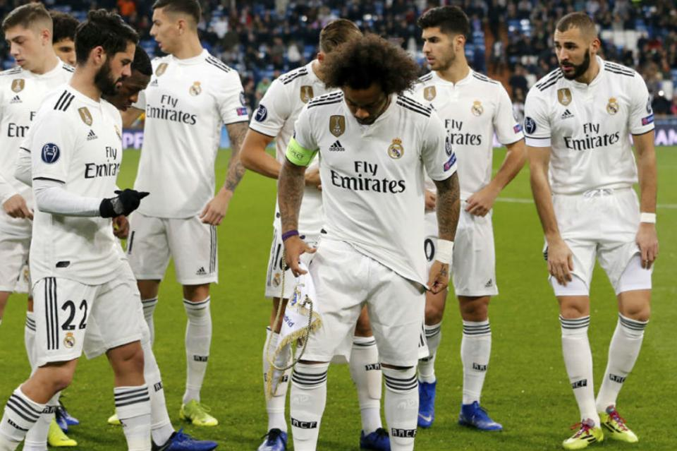 Real Madrid enfrenta al Rayo Vallecano en fecha 16 de Liga española