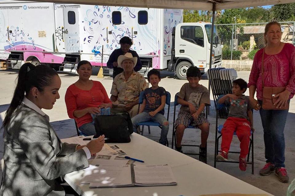 Continúa dirección de Salud brindando atención médica en zona norte del municipio
