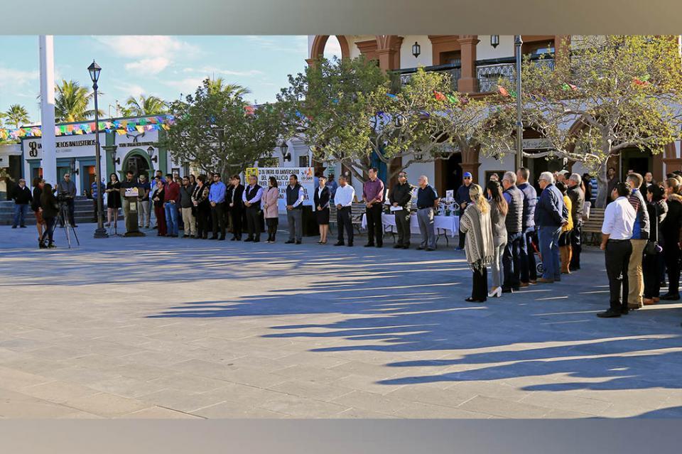 Conmemoración el 101 Aniversario del Natalicio del Profesor Fernando I. Cota Sandez