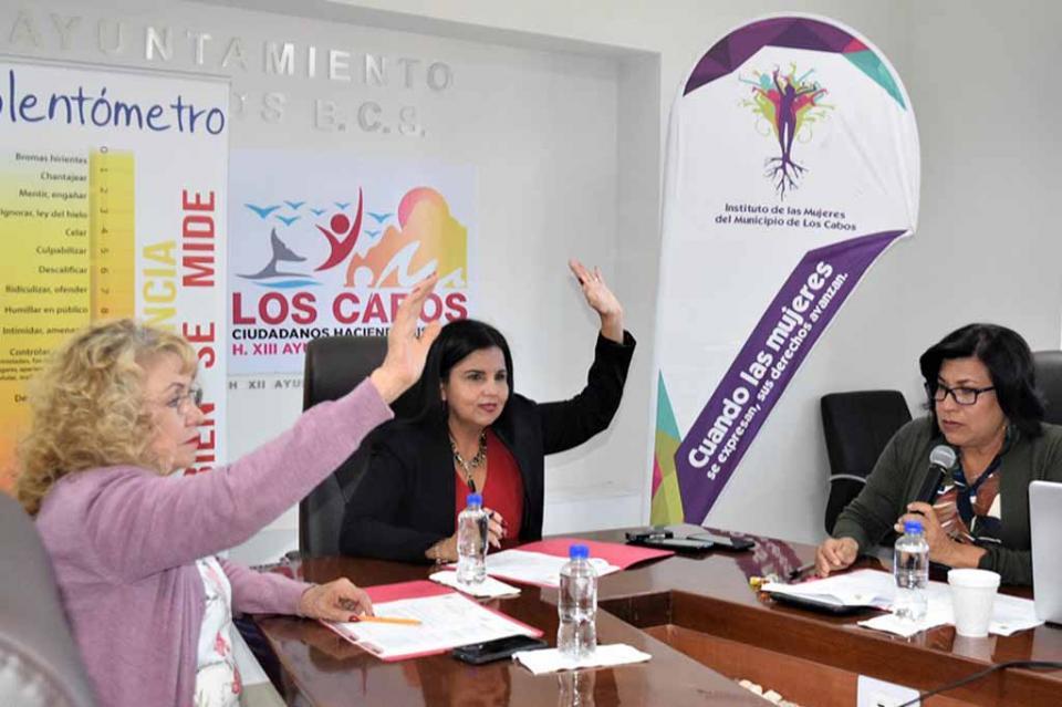 Este 2019 se reforzarán las acciones en beneficio de las mujeres y sus familias: Cortés Torralbo